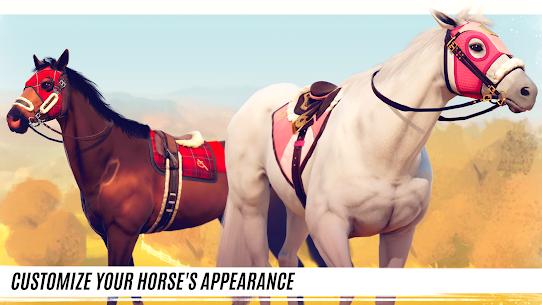 تحميل لعبة Horse Racing مهكرة