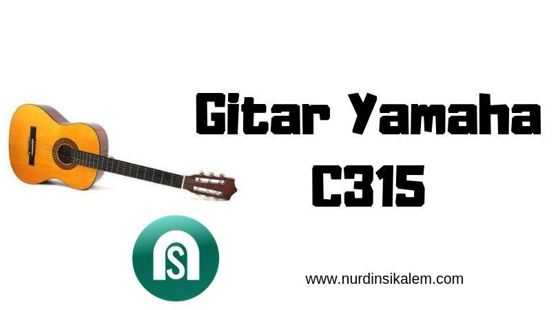 Gitar Yamaha C315