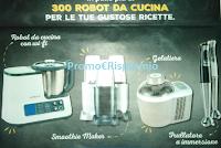 Logo Concorso ''Facile cucinare con Aldi'' : vinci 328 elettrodomestici da cucina (Robot, gelatiere, frullatori e smoothie)