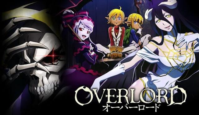 Novelas ligeras Overlord finalizarán con su volumen 17