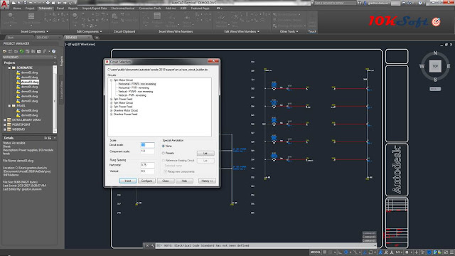 AutoCAD Electrical 2018 Full Setup Direct Download Link