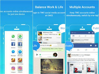 Parallel Space-Multi Accounts v4.0.8970 Pro [Latest]