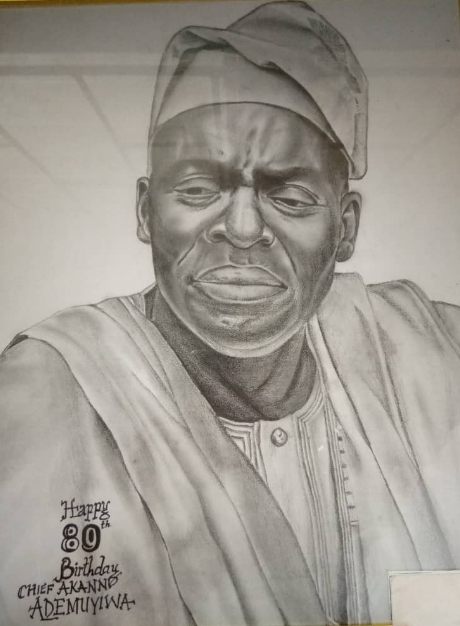 Chief Sulaiman Akanni Ademuyiwa Celebrates His 80th Birthday