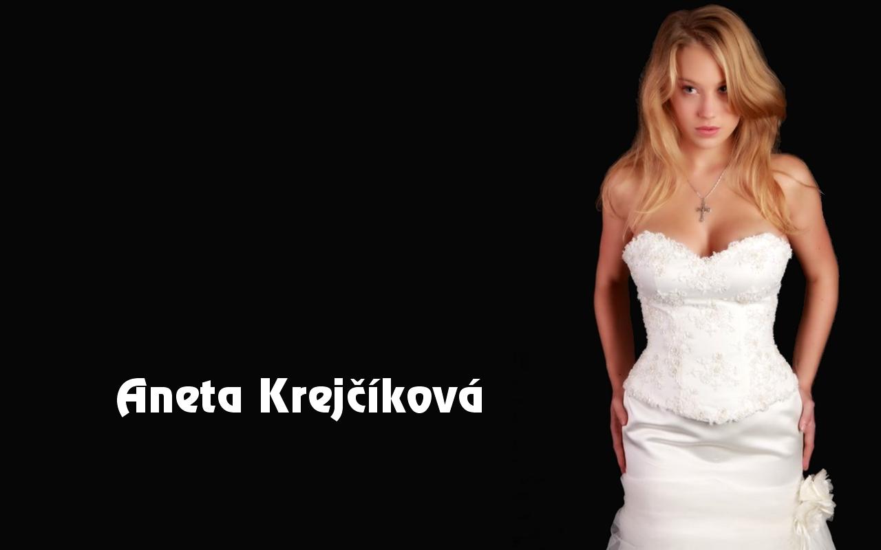 Aneta Krejcikova Poupata filmovízia: aneta krejčíková
