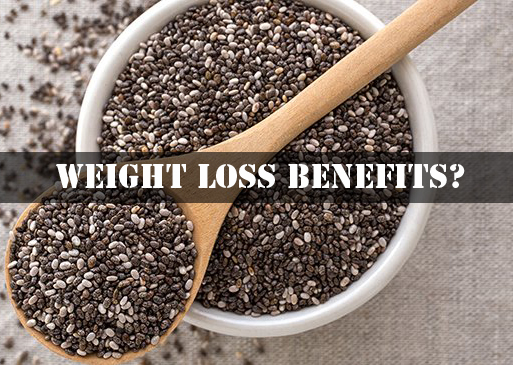 Chia Seeds Provide Health And Weight Loss Benefits