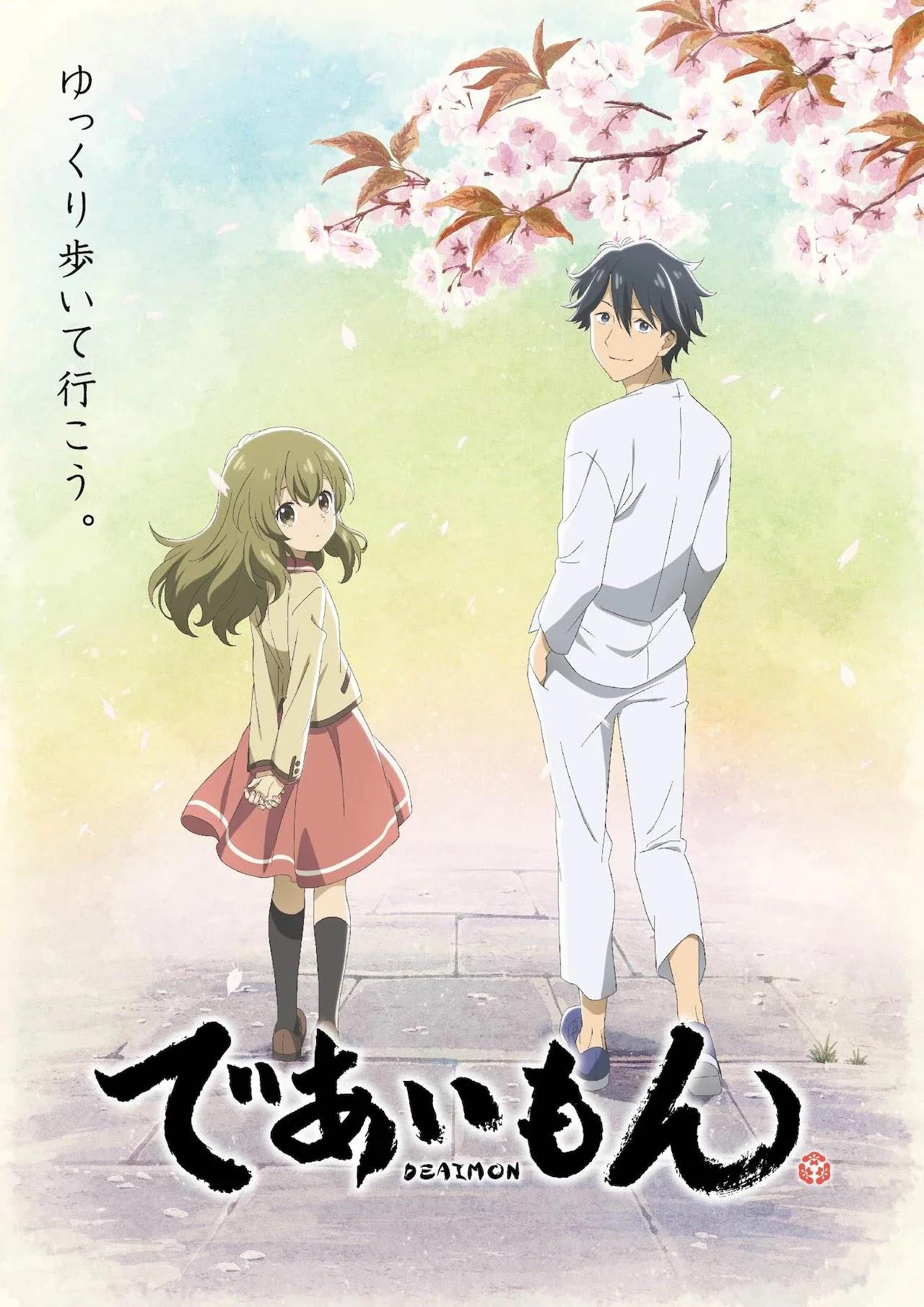 Anime Deaimon revela seu primeiro vídeo promocional