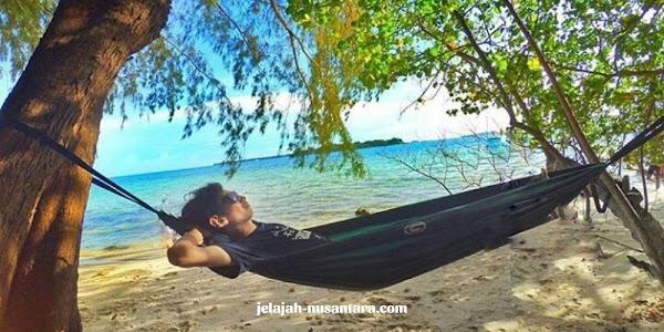 akomodasi private wisata pulau harapan murah