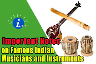 List of indian musical instruments experts