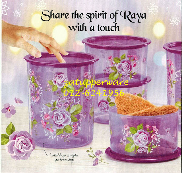 Tupperware Flyers Ramadhan 2nd-31st May 2016