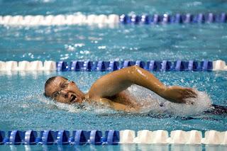 cara belajar berenang
