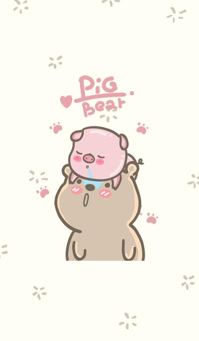 pig and bear 2