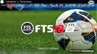Download FTS Mod Full Asia 2018 v1 by Anggi Patria Apk + Data OBB Terbaru