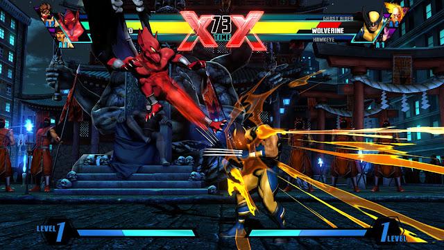 Ultimate Marvel vs Capcom 3 + Online Captura 2