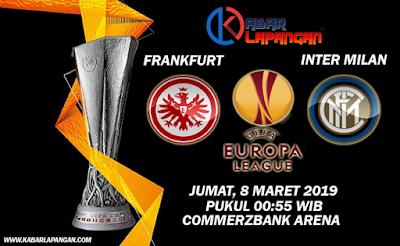Prediksi Bola Frankfurt vs Inter Milan 8 Maret 2019