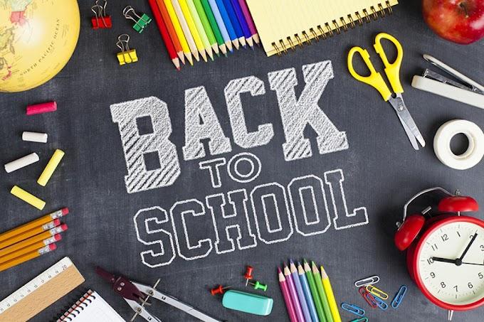 Selamat Kembali Ke Sekolah - Sesi Persekolahan 2021