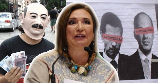 Es UNA ESTUPIDEZ la pregunta de la consulta popular sobre expresidentes menciona SENADORA PANISTA