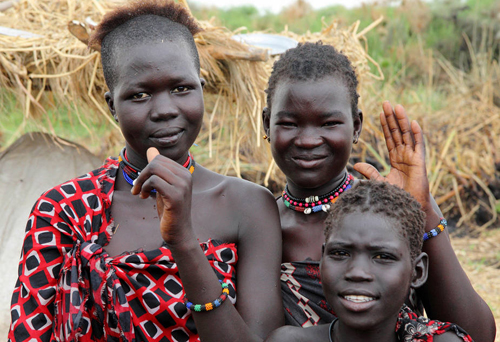 Things may be less people know about South Sudan