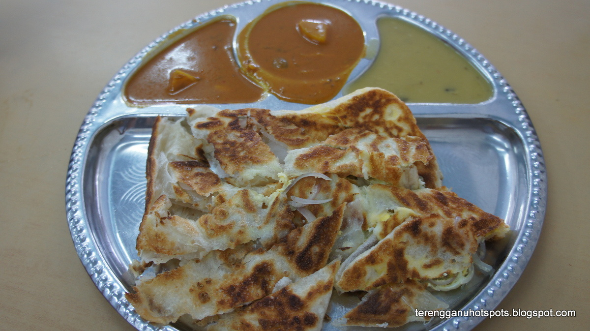 Roti Canai - M D  Curry House | Terengganu's Hot Spots