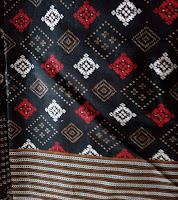 Kain Batik Prima Songket Hitam [0049]