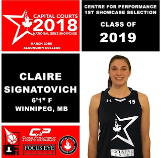 Image result for claire signatovich basketball