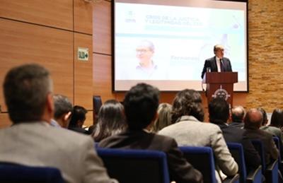 La Constitución de Colombia se respeta: Procurador General