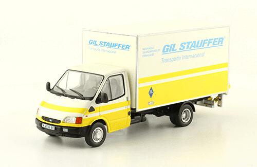 Ford Transit 1998 Gil Stauffer vehículos de reparto y servicio salvat