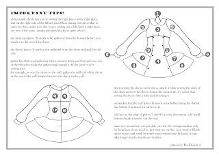 Monster high coloring pages webarella dress ~ Quirky Artist Loft: Free Pattern - Monster High, Forbitten ...