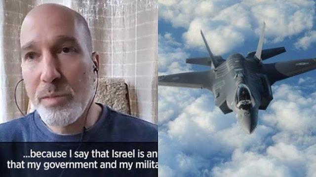 Pengakuan Mantan Pilot AU Israel, Dipecat Lantaran Tolak Perintah Serang Palestina