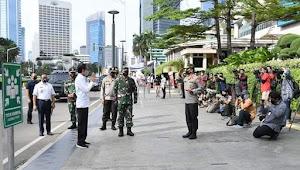 Panglima TNI: Pendisiplinan Protokol Kesehatan di 4 Provinsi dan 25 Kabupaten-Kota