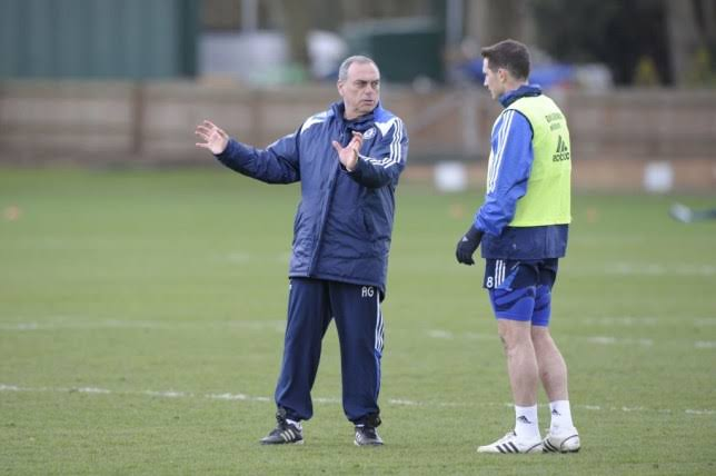 Avram Grant compare himself to Frank Lampard's first campaign at Chelsea: Abramovich would have sent me to send me to Siberia'