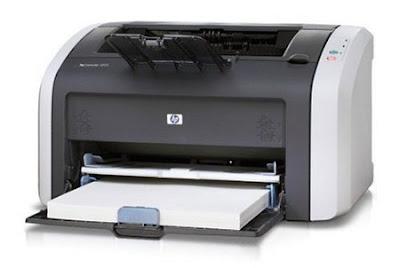 HP LaserJet 1012 Driver Download