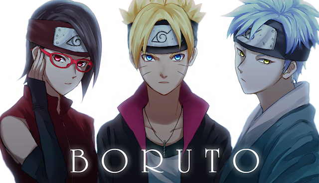 Boruto: Naruto Next Generations Batch Subtitle Indonesia