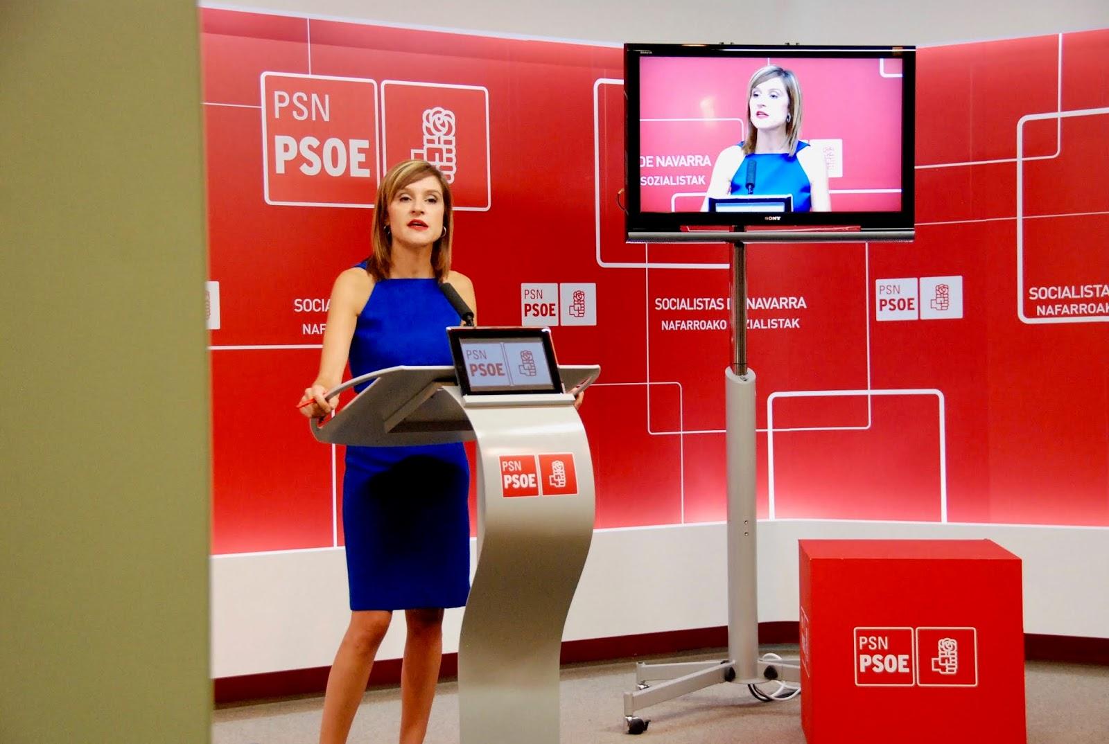 El PSN-PSOE propone aumentar los permisos de paternidad en la Administración Foral