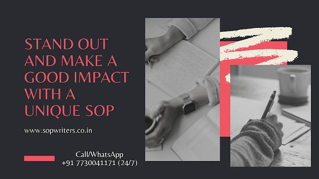 Statement of purpose writing service bangalore