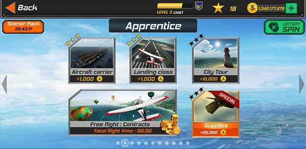 Flight Pilot Simulator 3D Free Mod APK Download