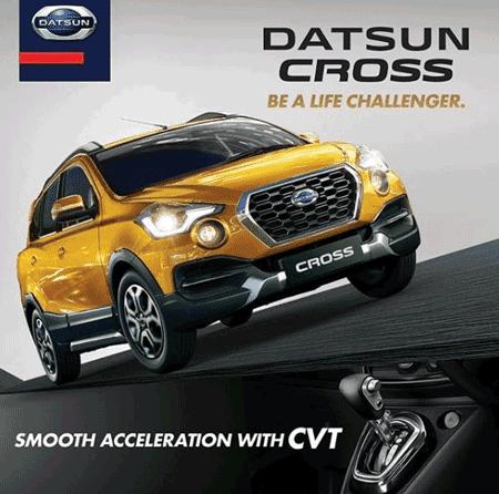 Promo Datsun Cross 2018 Simulasi Harga Kredit DP Murah
