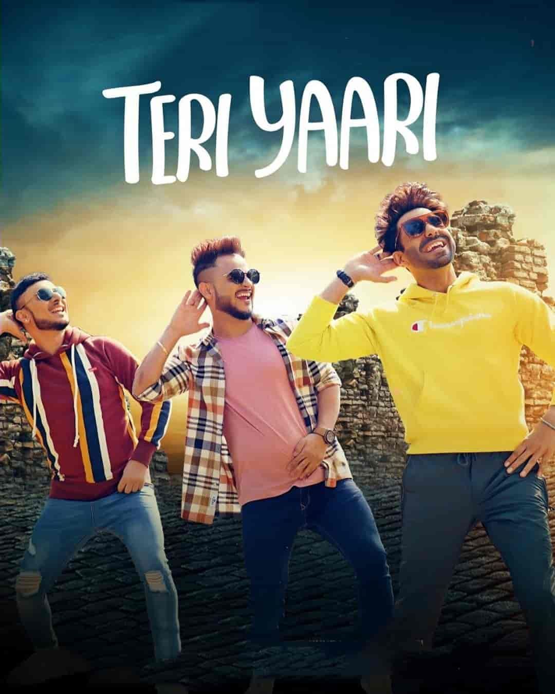 Teri Yaari Lyrics Image By Millind Gaba