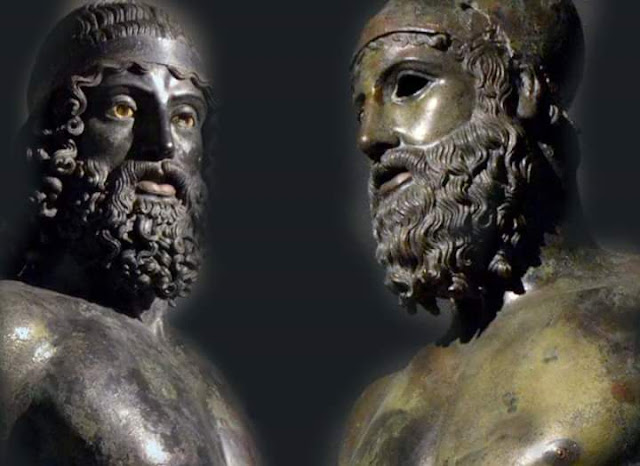 Riace Bronzes need more check-ups to prevent 'cancer'