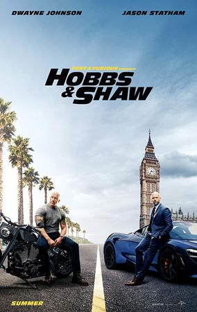 Fast & Furious Presents: Hobbs & Shaw (2019) HDCam 720P 950MB English - desiremovies