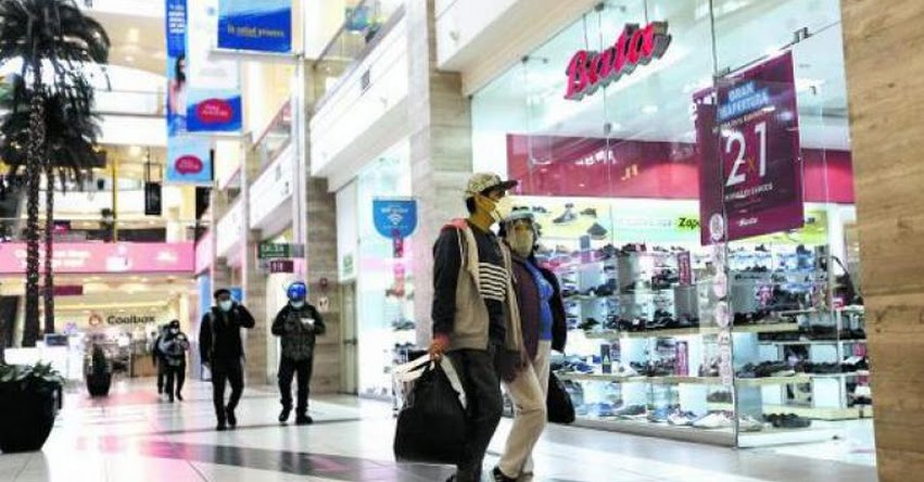 TOQUE DE QUEDA: A las 6 de la tarde cerrarán los centros comerciales, restaurantes y otros negocios en Lima