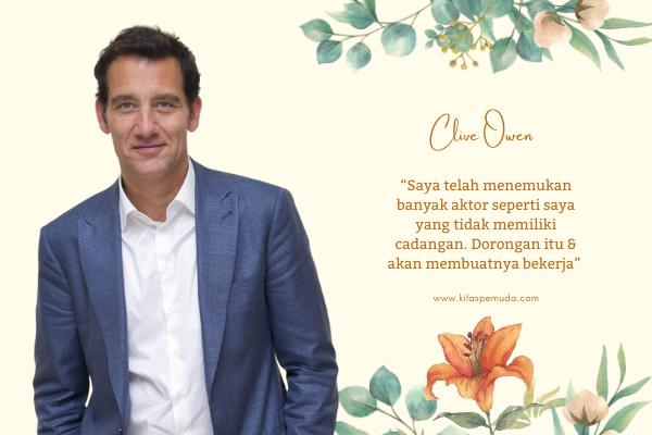 Clive Owen Quotes