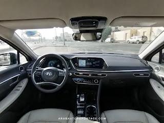 تجربة سيارة هيونداي سوناتا هايبرد 2021