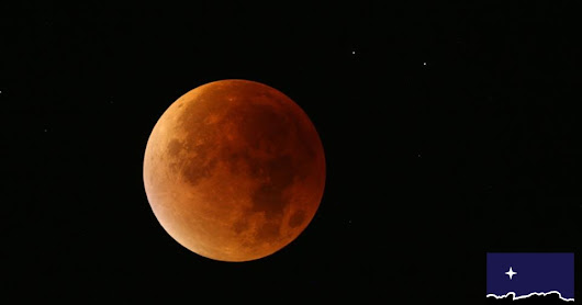 ECLIPSE TOTAL DE LUNA · 27 JULIO 2018
