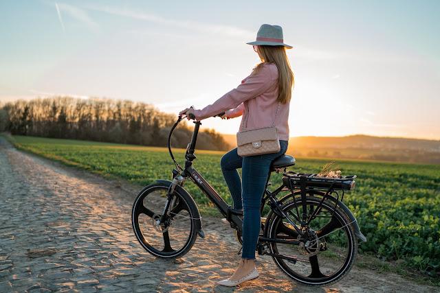 E-Mobilität für Minimalisten – Klapp-E-Bike Scamper S400 XL von Shinga Lacros | Falt-E-Bike | Faltrad | Klapprad | Falt Pedelec | Elektro Faltrad | Elektrisches Fahrrad 1