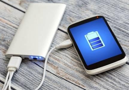 A bateria corresponde à 3,5% dos casos de reparos