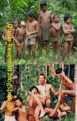 Sejarah Asal Usul dan Kebudayaan Suku Anak Dalam (Suku Kubu)