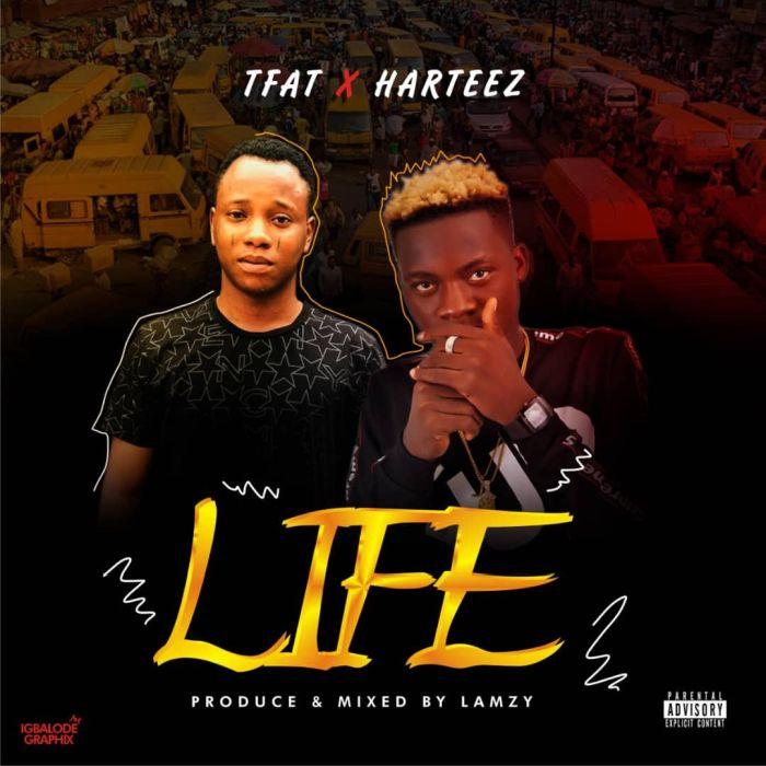 [Music] Tfat X Harteez – Life