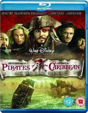 Pirates of the Caribbean 3 : At World's End 2007 300MB
