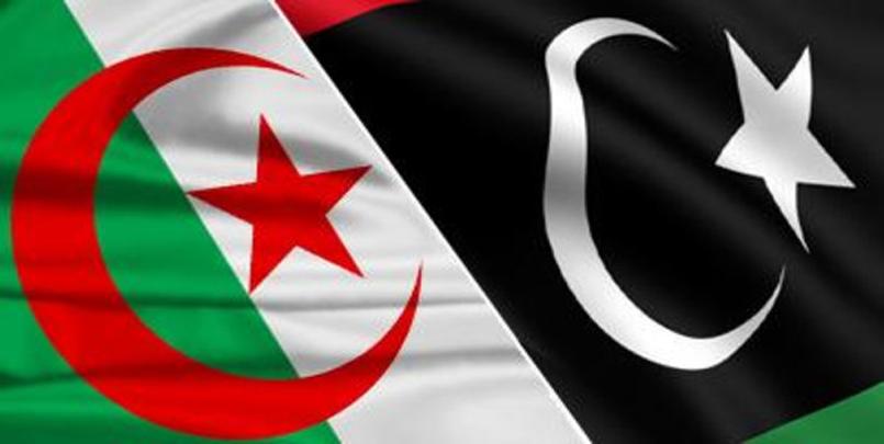 ليبيا الجزائر