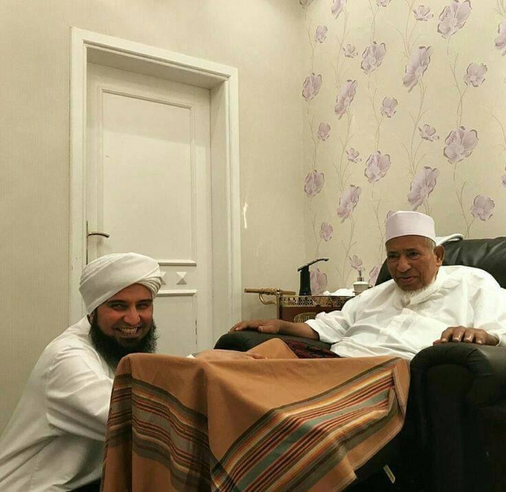 Ijazah dari Habib Salim As-Syatiri di Malam Nisfu Sya'ban